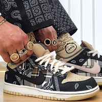 "Nike SB Dunk Low-Top ""Jackboys"" Sneakers Shoes"