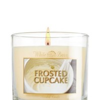 Frosted Cupcake 4 oz. Small Candle   - Slatkin & Co. - Bath & Body Works