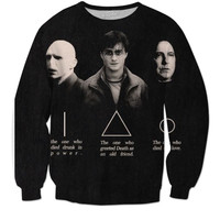 Cause Who Doesn't Love Harry Potter😍😛