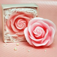 Big Rose fondant cake mold,candy resin molds, candle mould, pumpkin carriage car silicone mold for candle wedding party supplies