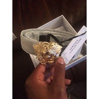 versace belt mens size 40