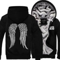 The Walking Dead Wings Hoodie