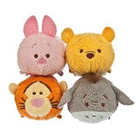 Pooh and Pals ''Tsum Tsum'' Mini Plush Collection