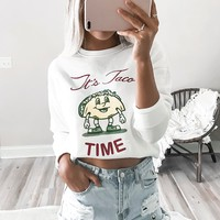 It's Taco Time Sweatshirt