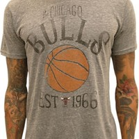 NBA Chicago Bulls T-Shirt |Vintage Sports Team T-Shirt