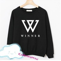 Winner longsleeve sweater Jumper shirt kpop New Minho Taehyun