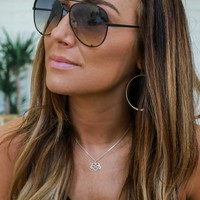 Sun Daze Sunglasses - Black