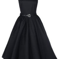 Lindy Bop 'Audrey' Vintage 50's Style Swing Party Rockabilly Evening Dress