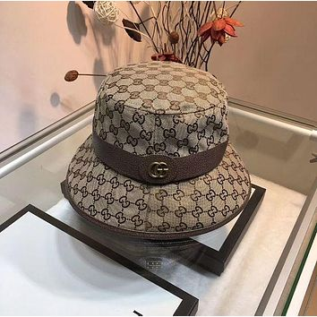 Prada / Gucci Bucket hat