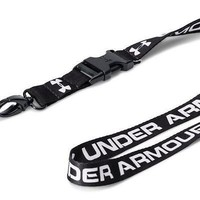 Under Armour Undeniable Lanyard - Black, Blue, Pink, Hi Vis Lanyard