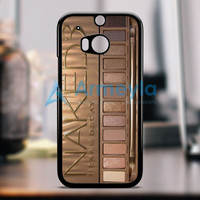 Naked Urban Decay Palette Inspired HTC One M8 Case | armeyla.com