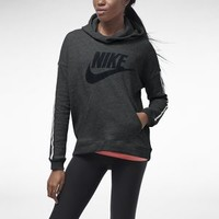 The Nike District 72 Pullover Women's Hoodie.