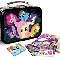 My Little Pony: Friendship is Magic Canterlot Collector's Tin Lunchbox
