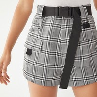 I.AM.GIA Harper Buckle Belted Short | Urban Outfitters