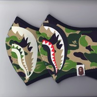 Bape Cycling Face Mask [10671928519]
