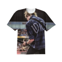 Michael Clifford IDIOT created by Ashley | Print All Over Me