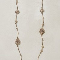 Daisy Lace Necklace by Alkemie Gold One Size Necklaces