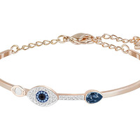 Duo Evil Eye Bangle