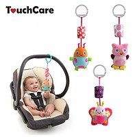 Baby Bed Hanging Wind Chimes Ringing Baby Hand Bell Toy Dolls Toy