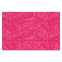 """Sweet Sixteen Tissue Paper - Gift Wrapping - Party 10"""" X 15"""" Tissue Paper"""