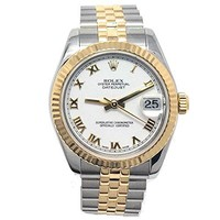 Rolex Datejust swiss-automatic womens Watch 178273 (Certified Pre-owned)