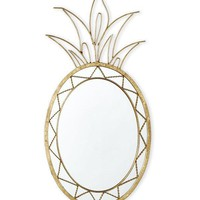 Pineapple Wall Mirror