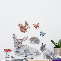 Animal Wall Stickers - Urban Outfitters
