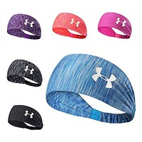 Under Armor Movement Knit Headband Warm Hair Band F