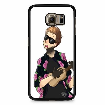 Tyler Joseph Of Twenty One Pilots Samsung Galaxy S6 Edge Plus Case