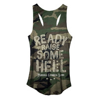Florida Georgia Line Official Store | Ladies Camo Tank