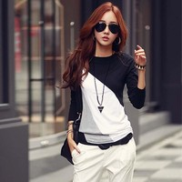 Winter Women Tops And Blouses 2017 New Fashion Long Sleeve Shirt Womens Blouse