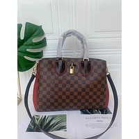 lv louis vuitton womens tote bag handbag shopping leather tote crossbody satchel 81