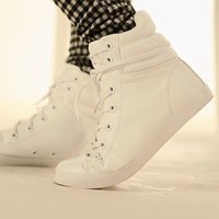 Sneakers - High - Shoes & Sandals - Shoes - Women - Modekungen | Clothing, Shoes and Accessories