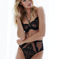 Embellished Halter Demi Bra - The Victoria's Secret Designer Collection - Victoria's Secret