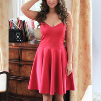 Party Pink Dress