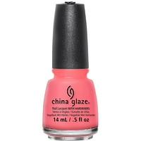China Glaze - Pinking Out The Window 0.5 oz - #82387