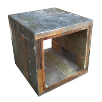 Open Ended End Table