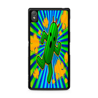 Running Cactus For Sony Xperia Z3 Case
