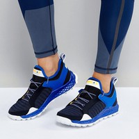 adidas Training Stella Sport Aleki X Sneakers In Blue at asos.com