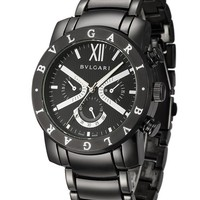 Bulgari Elegant metal gentleman popular watch L-PS-XSDZBSH  BLACK