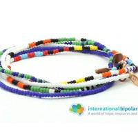 International Bipolar Foundation 5-pack Stack