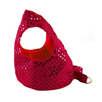 Sparkle Dog Step In Harnesses - 8 colors - CLOSEOUT!