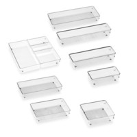 Acrylic Drawer Organizers