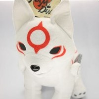 Nintendo Pokemon Okami Chibiterasu Plush Toy Stuffed plush