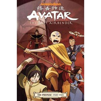 Avatar the Last Airbender 2: The Promise (Avatar the Last Airbender)