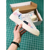 Puma Kiss Basket Patent 2 Women's Sneakers Style 7
