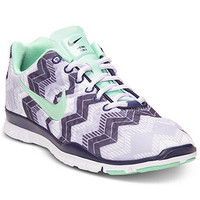 Nike Women's Free TR Print 3 Training Sneakers from Finish Line