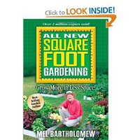 All New Square Foot Gardening [Paperback]