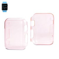 Reiko CRYSTAL CASE FOR APPLE WATCH 42MM PINK
