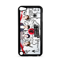 5SOS 5 Seconds of Summer Album Ipod Touch 5 Case